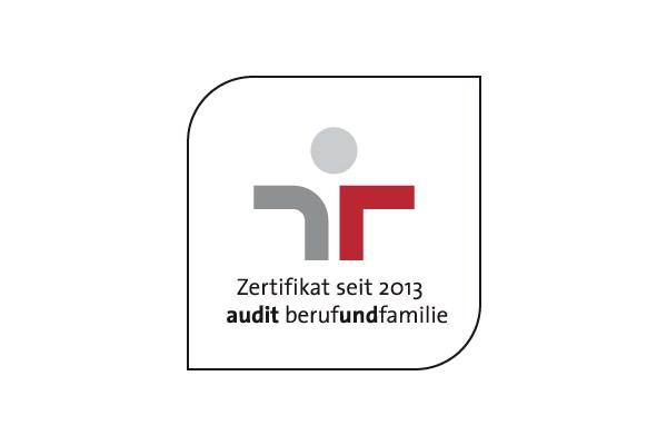 Logo Audit Beruf Familie